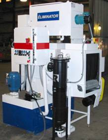 """Compact Wash and Dry Unit - 72"""" LONGWe Custom Build Washers For Your Parts Cleaning Needs"""