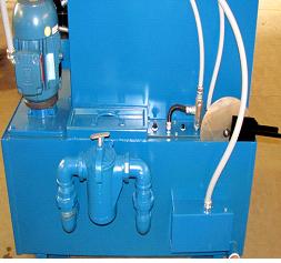 Oil Skimmer and Optional Filter Strainer