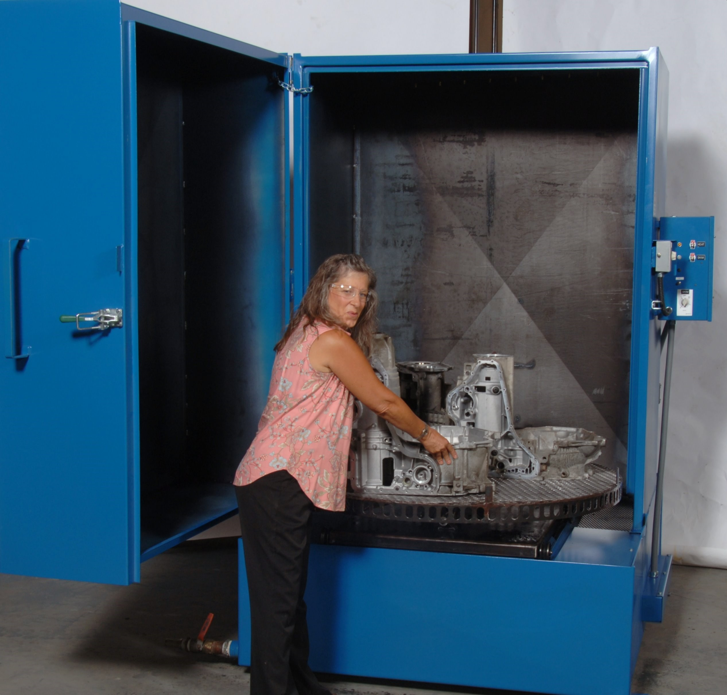 KC Quality Systems - Parts Washers | Aqueous Cleaning Equipment