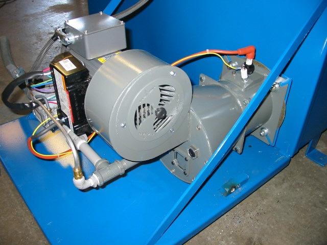 Optional Gas Heat