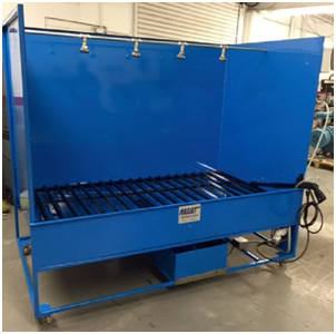 Wash Booth Kc Quality Systems Parts Washer Auto