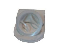 Filter Sock w Plastic Flange